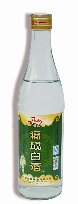 35度福成白酒绿500ml